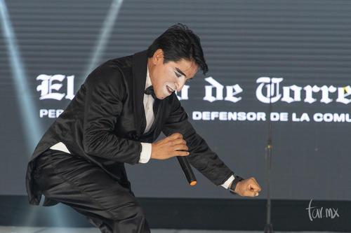 Eron Vargas mimo
