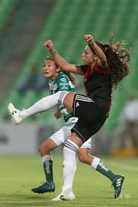 Claudia Ibarra 11, Nancy Quiñones 11