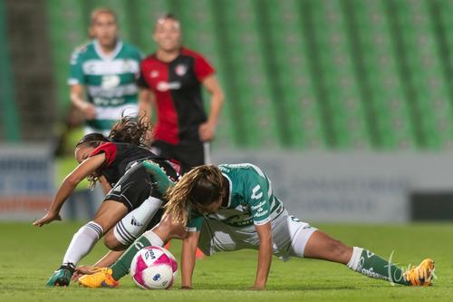Ana Rodríguez 10, Brenda López 6