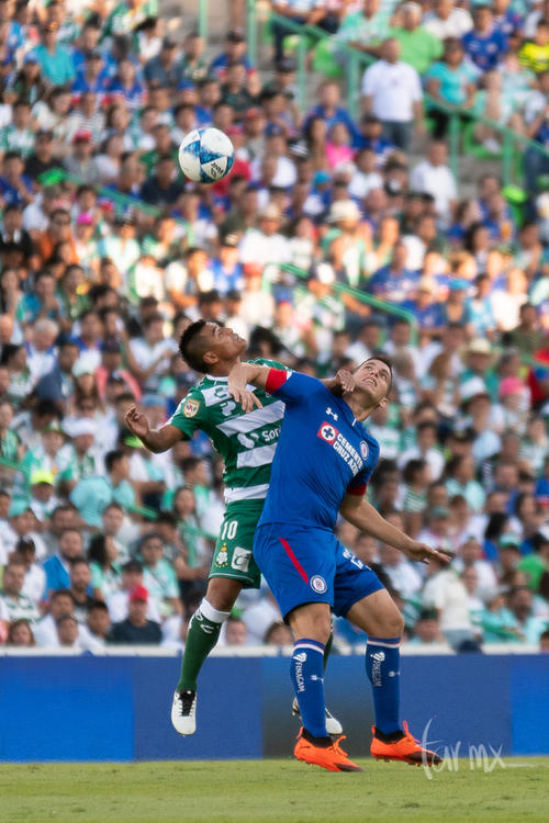 Santos Cruz Azul