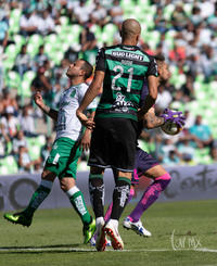 Luis Montes, Matheus Dória Macedo, Jonathan Orozco