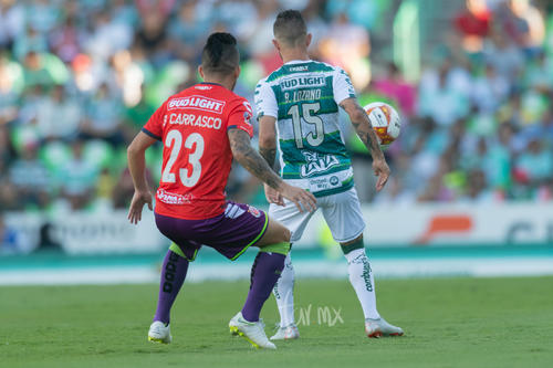 Brian Lozano 15, Carrasco 23