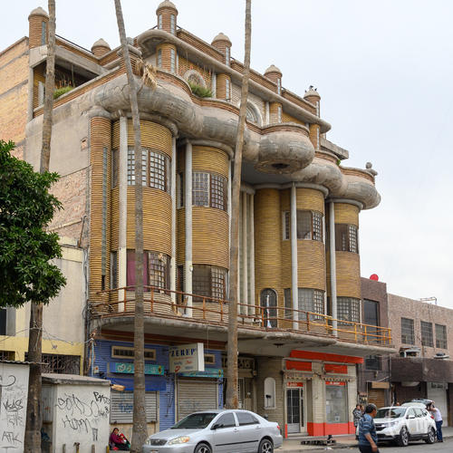 Edificio Urdapilleta
