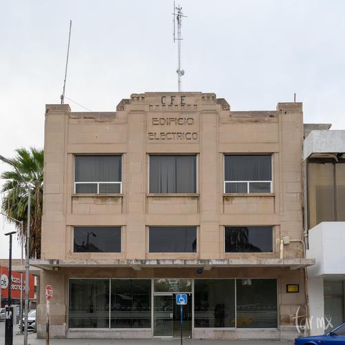 Edificio Eléctrico
