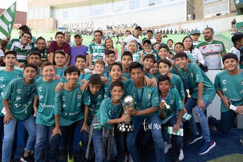 Campeones Sub 13
