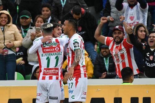 Gol de Facundo Castro 8