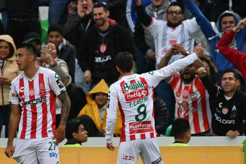 Gol de Facundo Castro