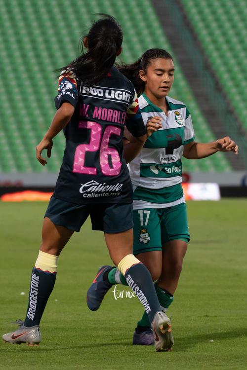 Wendy Morales, Marianne Martínez