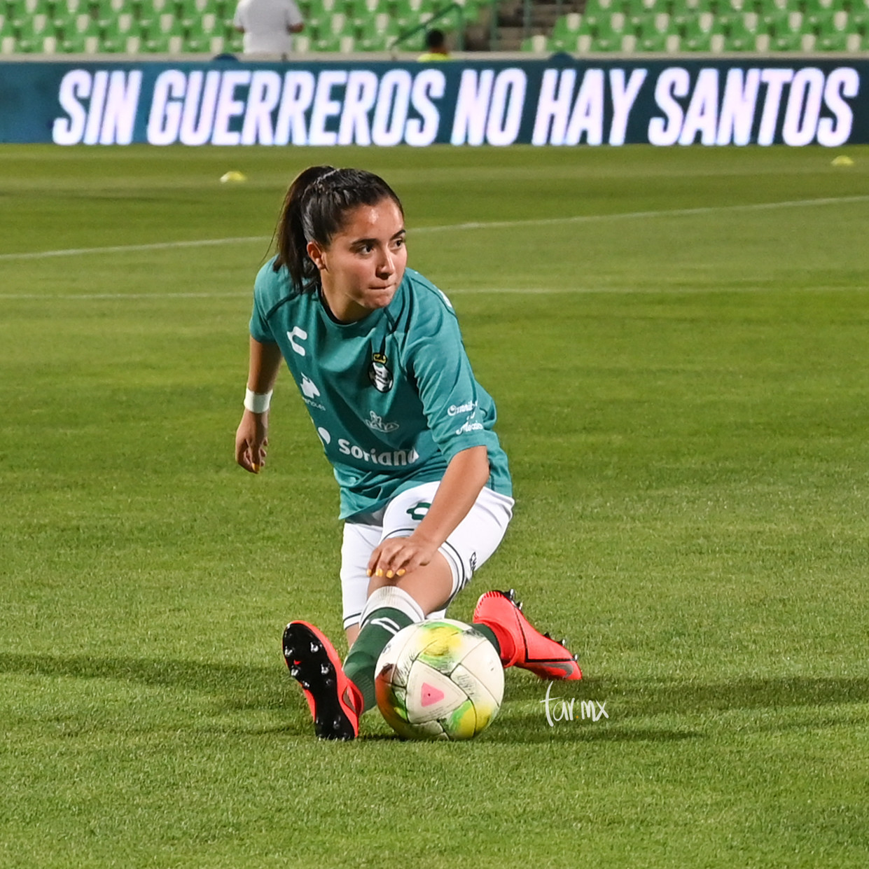 Santos vs Atlas C2019 Liga MX Femenil
