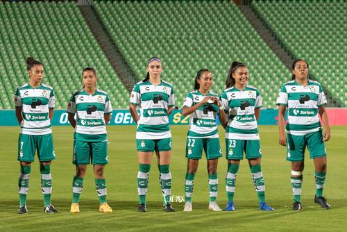 Alexxandra Ramírez, Arlett Tovar, Ana Gutiérrez, Brenda Lópe