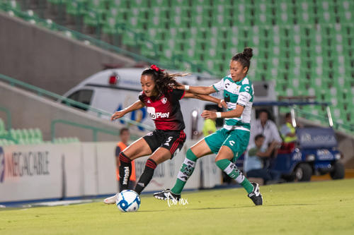 Santos vs Atlas jornada 8 apertura 2019 Liga MX femenil