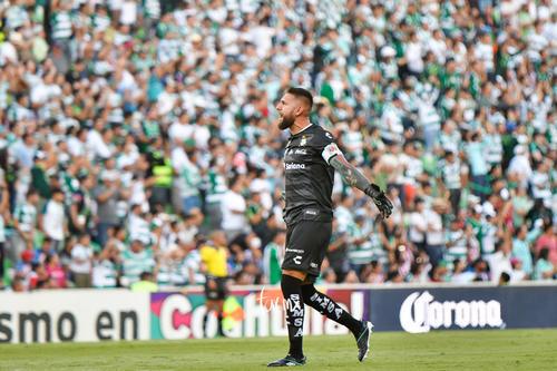 celebración de gol, Jonathan Orozco