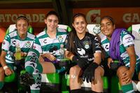 Paola Calderón, Ana Gutiérrez, Yahaira Flores, Joseline Hern