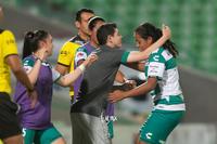 Celebración de gol de Arlett Tovar 4