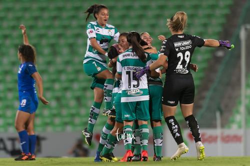 Celebración de gol de Arlett Tovar 4, Arlett Tovar