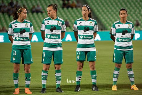 Isela Ojeda, Karyme Martínez, Leticia Vázquez, Brenda López