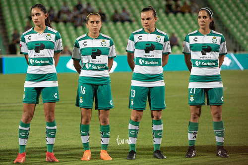 Isela Ojeda, Karyme Martínez, Karla Martínez, Leticia Vázque