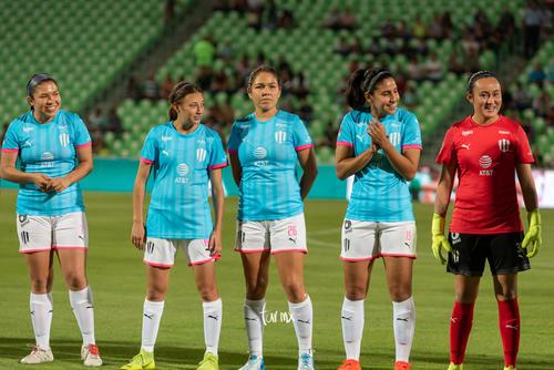 Ricla Rajunov, Mariana Cadena, Valeria Valdez, Mariana Zárra