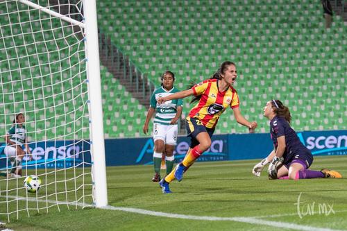 Gol de Morelia, Dalia Molina 22