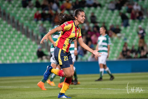 Gol de Dalia Molina 22