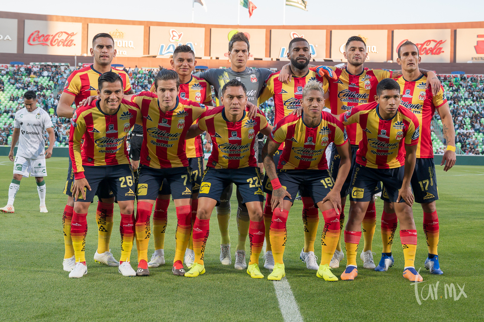 equipo Monarcas Morelia
