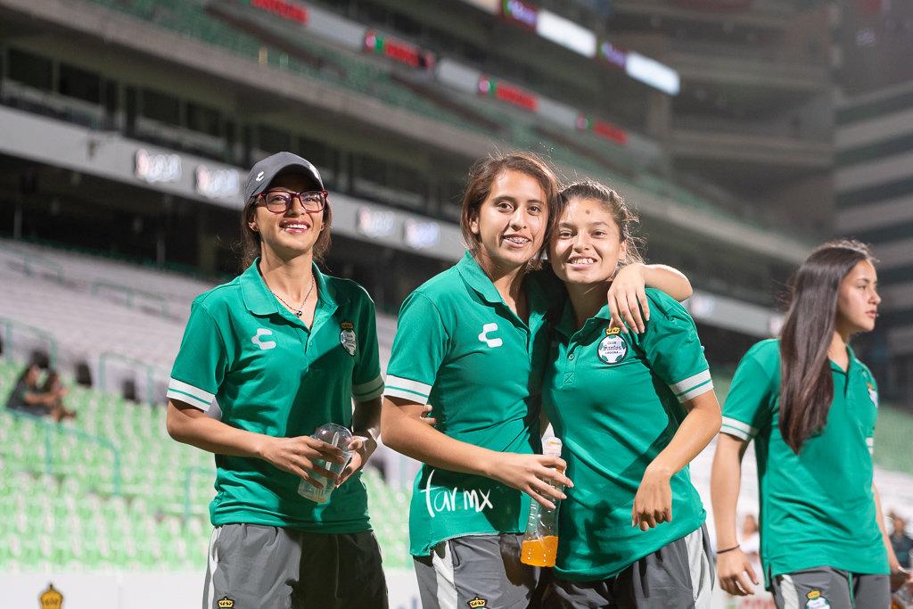Brenda Guevara, Joseline Hernández, Karyme Martínez