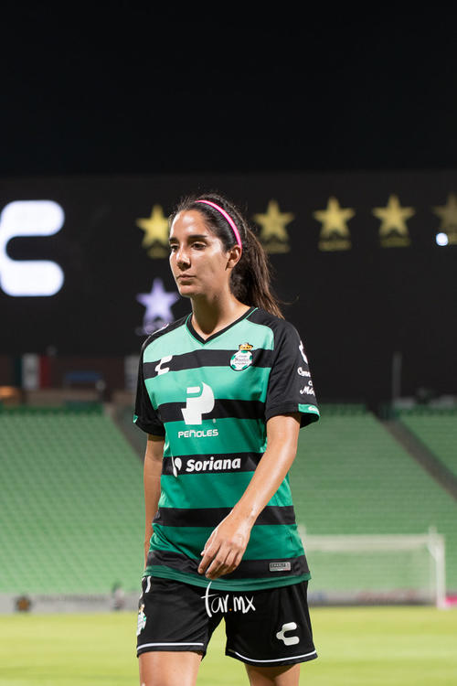 Santos vs Pachuca jornada 1 apertura 2019 Liga MX femenil