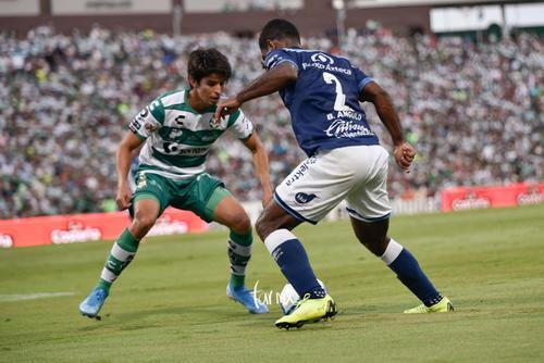 Carlos Orrantia, Brayan Angulo