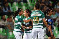 Gol de Nancy Quiñones