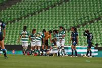 Santos vs Querétaro J14 C2019 Liga MX Femenil