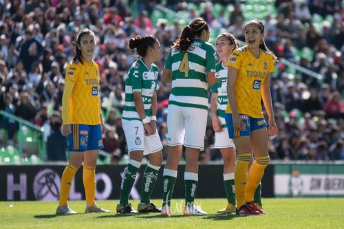 Santos vs Tigres J4 C2019 Liga MX Femenil