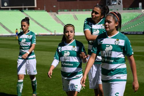 Brenda Guevara, Cinthya Peraza, Melissa Sosa, Alexxandra Ramíre