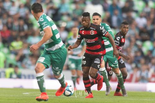 Fabián Castillo