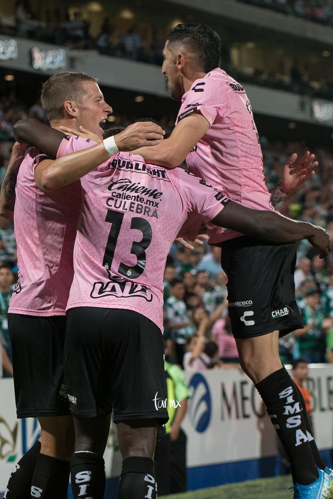 Julio Furch, Diego Valdés, Eryc Castillo