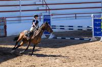 Segundo concurso de salto ecuestre La Barranca