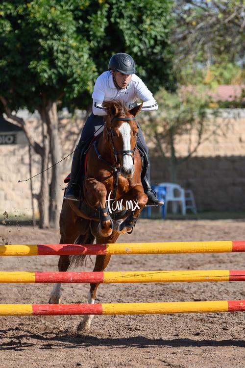 Salto de caballo Las Brisas
