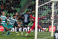 Gol de Eduardo Aguirre