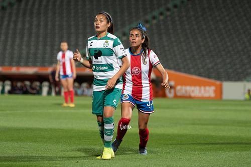Damaris Godínez, Alexxandra Ramírez