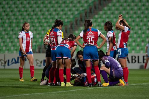 Santos vs Chivas J6 C2020 Liga MX femenil