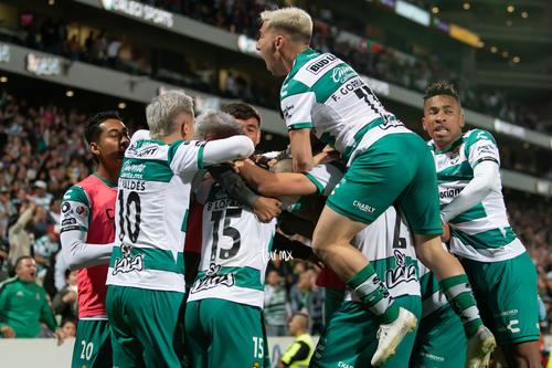 Santos vs Leon J2 C2020 Liga MX