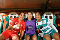 Diana Sánchez, Yahaira Flores, Joseline Hernández