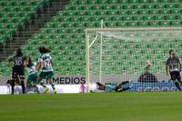Gol de Cinthya Peraza