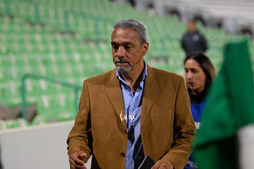 Martín Pérez Padrón DT