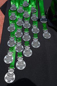 medallas de participación, Torneo TSM Femenil CL21