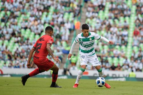 Santos vs FC Juárez J7 A2021 Liga MX