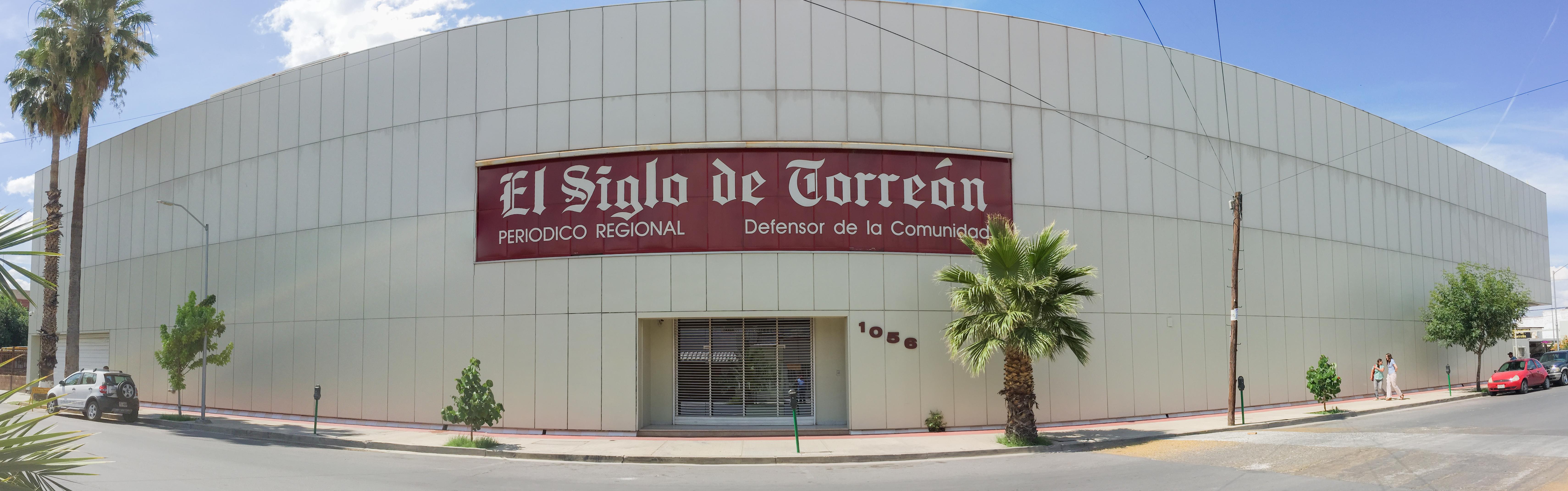 Edificio de El Siglo de Torreón