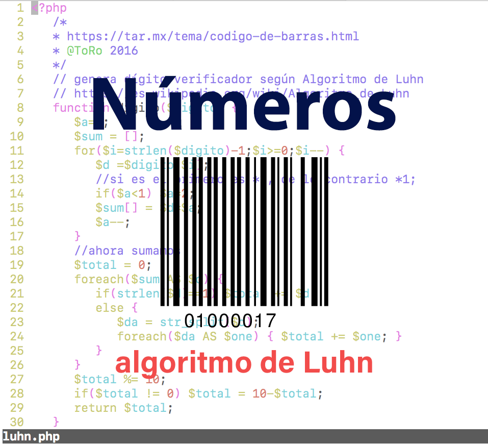 algoritmodeluhn