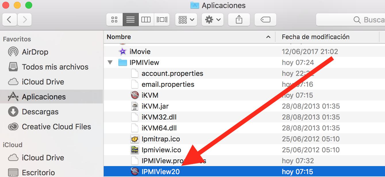 IPMI View mac