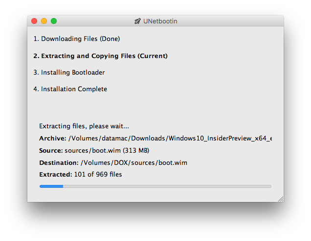 UNetbootin-macOS