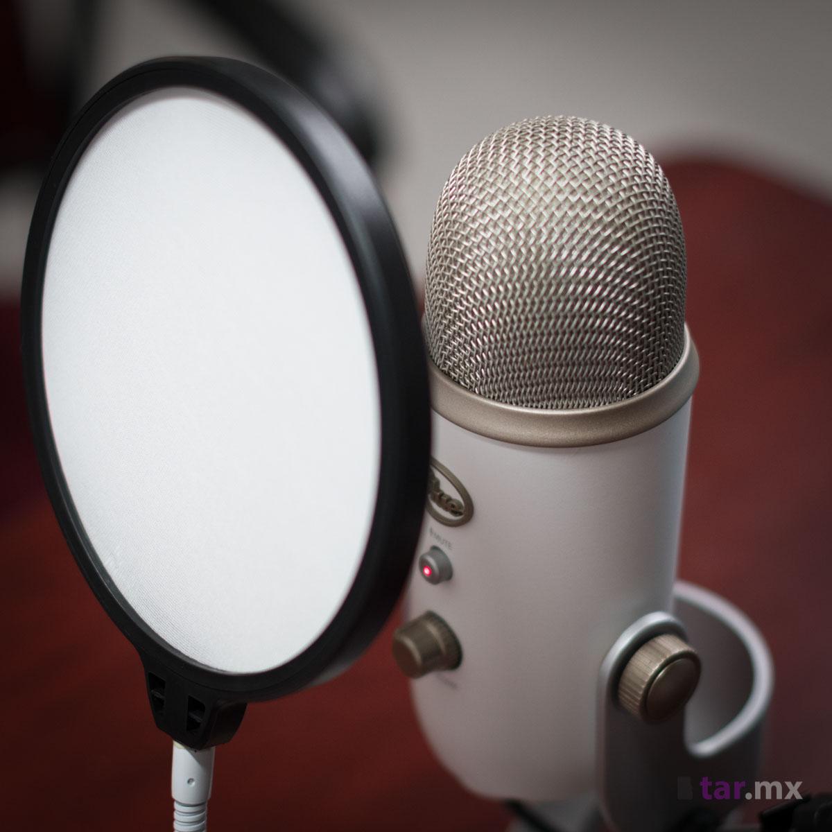 Micrófono Blue Yeti